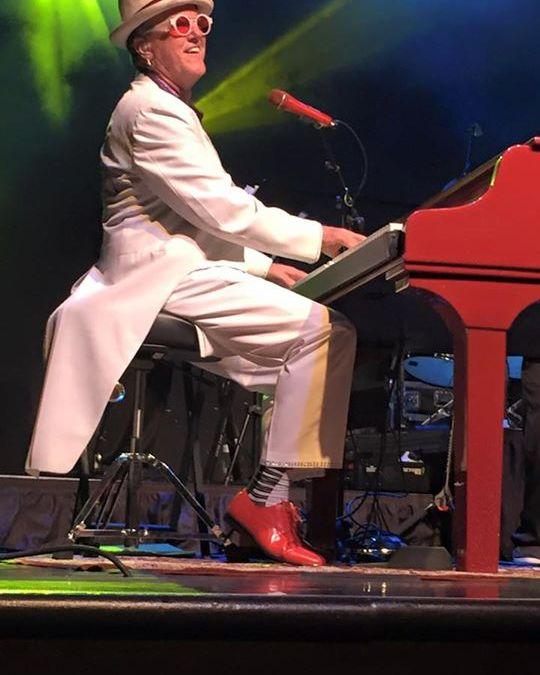 Elton Dan & The Rocket Band -Soaring Wings Springfield, NE