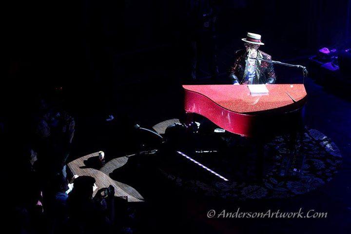 Elton Dan & The Rocket Band -Salt Lake City, UT – Metro Music Hall