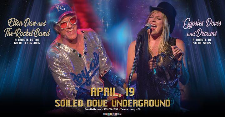 Elton Dan & The Rocket Band – Denver, CO – Soiled Dove