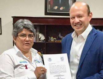 NOMBRAN A DIRECTOR GENERAL DEL SEGURO POPULAR EN TAMAULIPAS