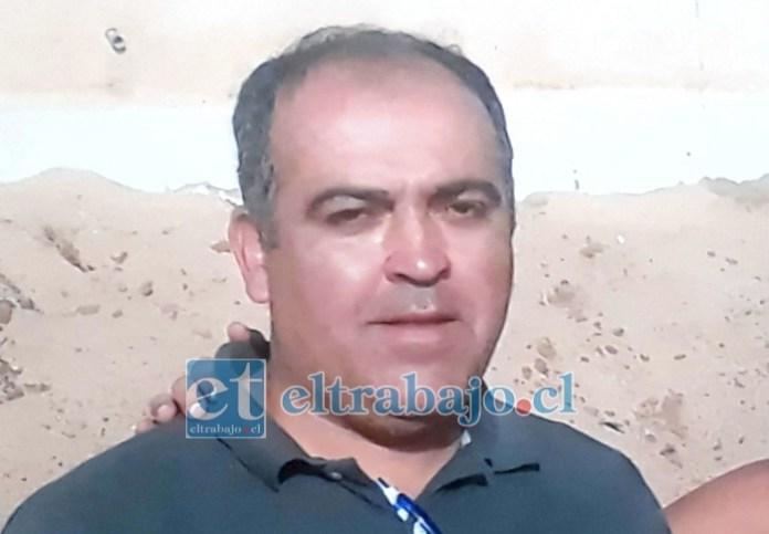 Alejandro Saá Fernandoy permanece en coma en el Hospital San Camilo.