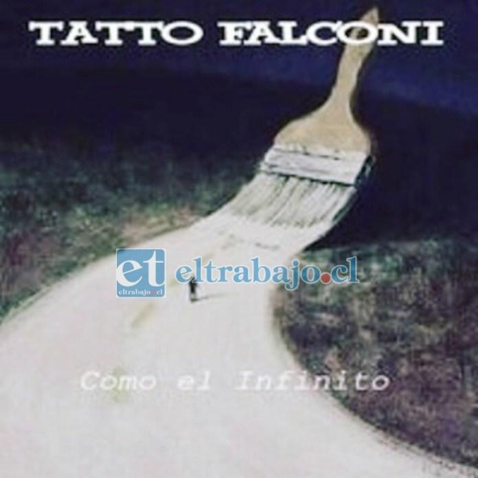 CARÁTULA DEL ÁLBUM.- El lunes 10 de mayo lanzarán oficialmente este nuevo disco 'Como el Infinito'.
