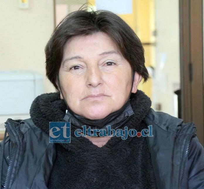 Vitalia Gallardo Pizarro lleva casi seis años sin poder tener acceso a sus hijas que le quitó el Tribunal de Familia.