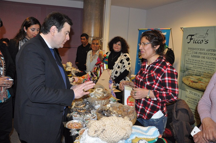 El Gobernador participó de la segunda jornada del Seminario taller Latinoamericano en el Nodo
