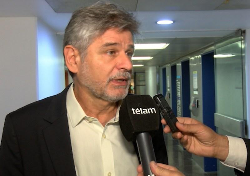 """Filmus reafirmó que la causa Malvinas es """"prioritaria"""" en la agenda del Gobierno"""
