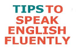 tips to speak English fluently