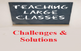 challenges of teaching large EFL classes and their solutions