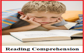 factors hinder reading comprehension