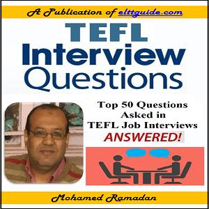 Top +50 TEFL Interview Questions
