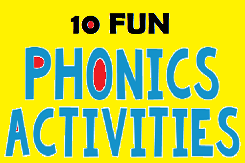 phonics activities