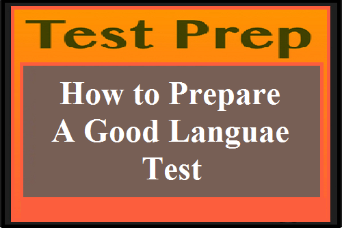 tips for test preparation