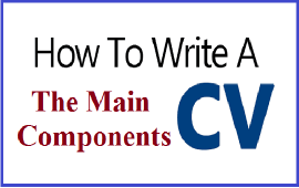 how to write a successful EFL teacher CV