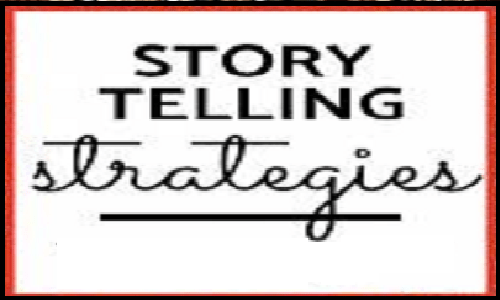 Storytelling strategies