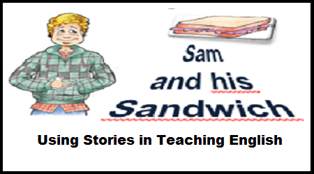 using stories in teaching English to children