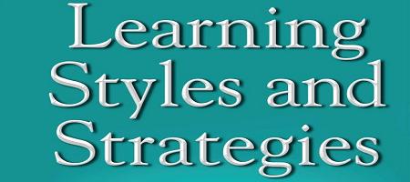 learning styles vs learning strategies