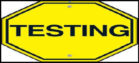EFL testing
