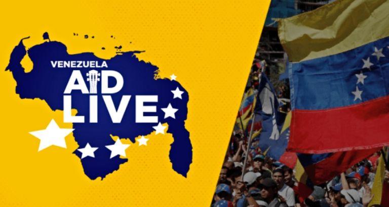 venezuela-aid-live