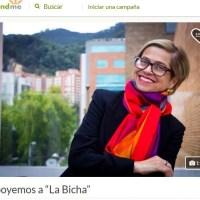 "Ayudemos  a Berenice Gómez ""La Bicha"""