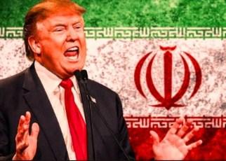 Trump-Irán