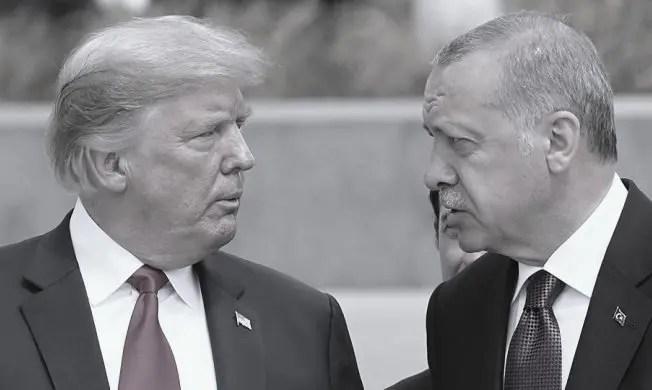 EEUU levanta sanciones a Turquía