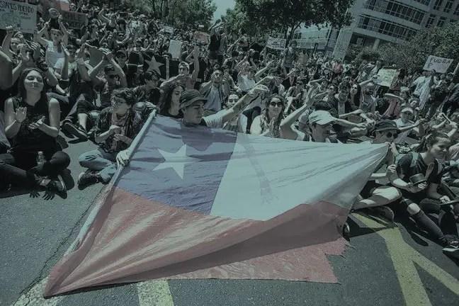 Chile se empeña en suicidarse