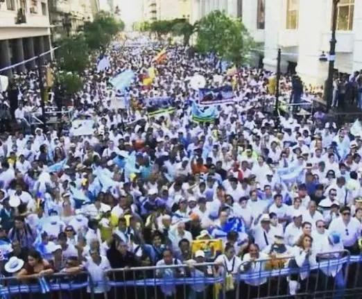 Guayaquil 09 de octubre revueltas Ecuador