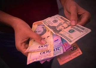 La dolarización anárquica de Venezuela