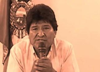 cayó dictadorzuelo Evo Morales