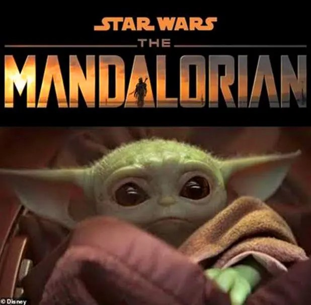 Baby Yoda y The Mandalorian