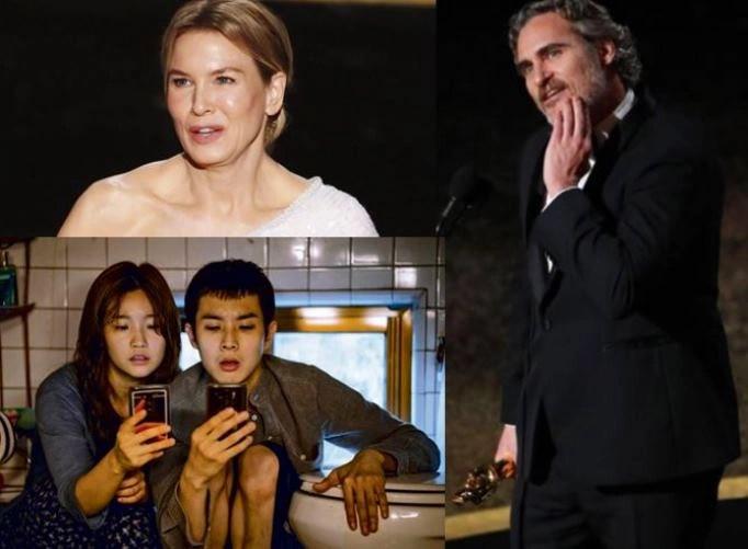 Los ganadores de los Oscars 2020
