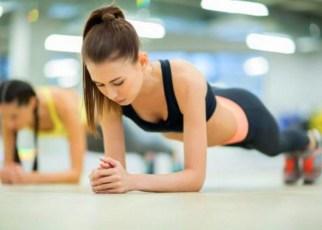 beneficios de hacer planks