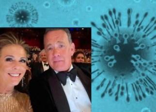 Tom Hanks y su esposa tienen coronavirus