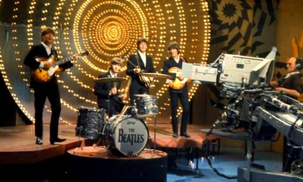 Aparece video perdido de Los Beatles en Top of The Pops