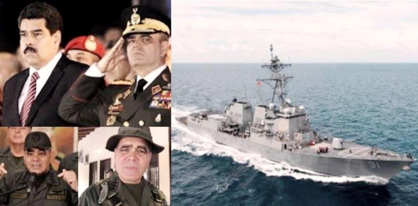 Retaliaciones infantiles de Padrino López y cancillería del régimen al Comando Sur
