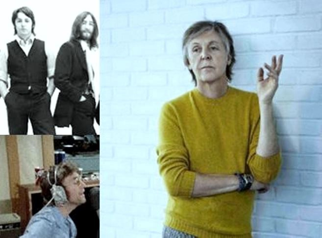 Paul McCartney revela como le hirió la canción How Do You Sleep? de John Lennon