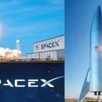 SpaceX prueba prototipo de nave que lanzará a Marte