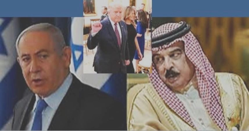 Histórico acuerdo de paz entre Bahrein e Israel