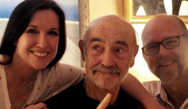 Sean Connery última foto