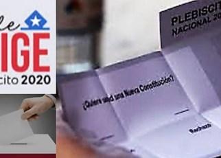 Chilenos aprueban cambiar su constitución