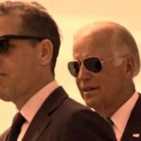El escándalo de los Biden llega al Senado y RRSS censuran