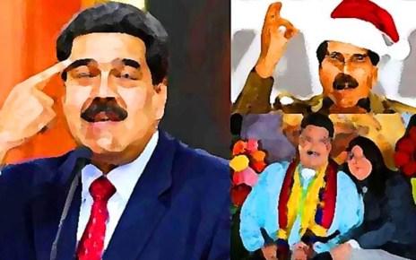 La ridícula navidad del régimen