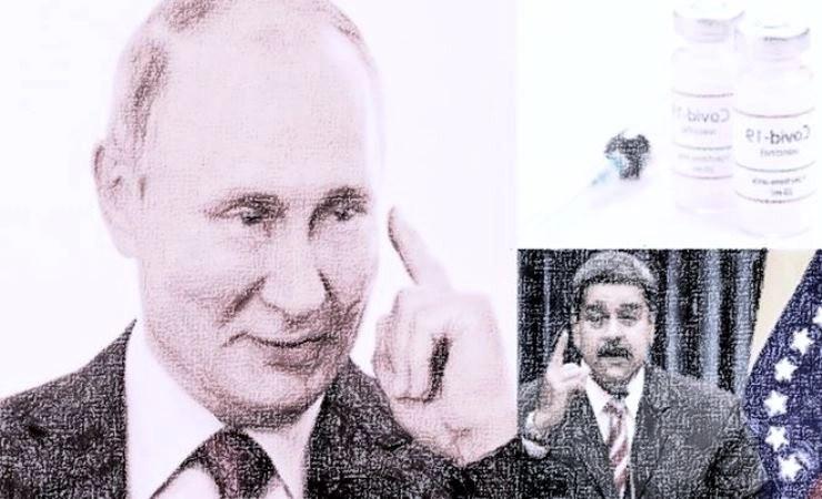 Rusia envió a Venezuela el primer lote de su vacuna Sputnik V