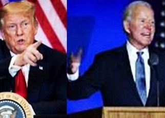 El mainstream media global cual árbitro electoral proclama a Biden ganador