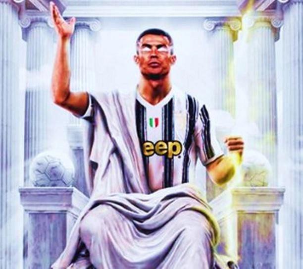 Cristiano Ronaldo el hombre récord