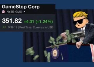 Gamestop y la batalla de WallStreetBets