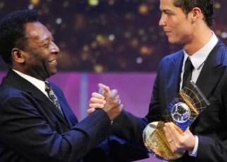Cristiano Ronaldo supera a Pelé