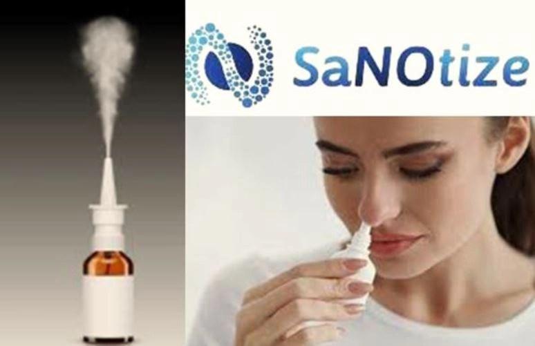 Israel producirá spray nasal contra COVID-19