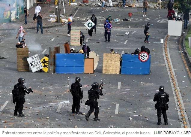 Colombia va hacia un potencial desastre mayor (2)