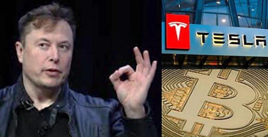 Bitcoin y acciones de Tesla caen por comunicado de Elon Musk