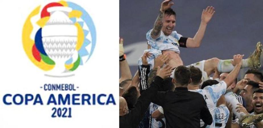 Argentina campéon en el Maracaná tras vencer a Brasil